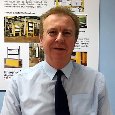 Mike Sweeney - Phoenix Dosimetry