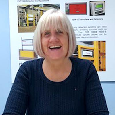 Tracey Rippon, Phoenix Dosimetry Ltd
