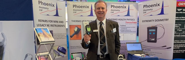 Phoenix Dosimetry Exhibitions