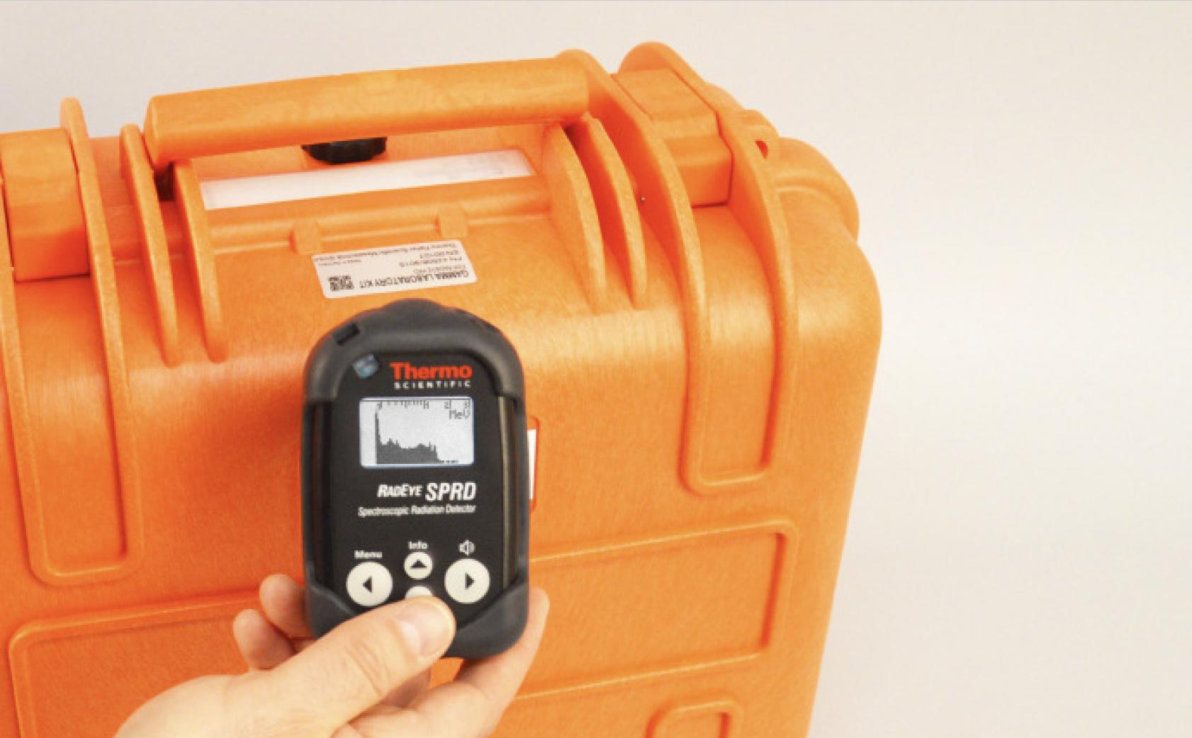 RadEye Portable Radiation Monitors
