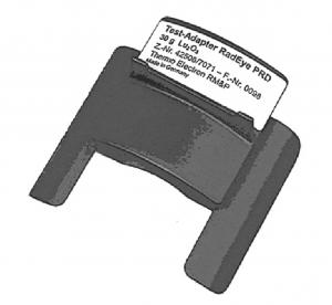 Lutetium Test Adaptors