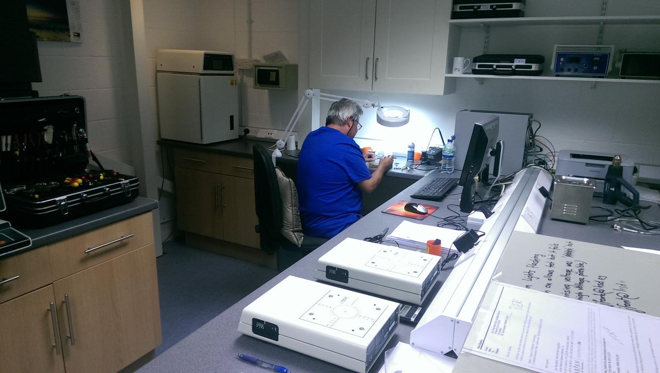 Dosimetry Technical Support