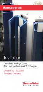 Dosimetry Training Course